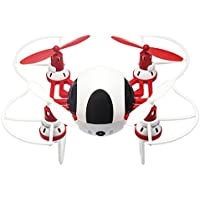 Mini RC Quadcopter Four-axis Aircraft Model 2.4G Helicopter Drone with 720P HD Camera Without Altitude Hold Built-in USB Battery for GTeng T902C