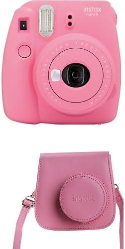 Fujifilm Instax Mini 9 Flamingo Rosa Appareil Kamera