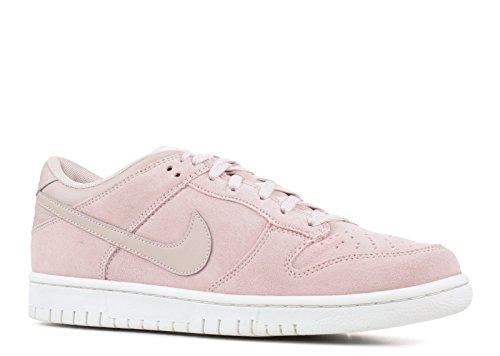 Nike Mens Dunk Low Pro Pattino Scarpa Limo Rosso, Limo Rosso Sommità Bianco
