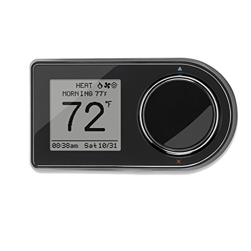 - LuxPro GEO-BL Wi-Fi Connected Thermostat