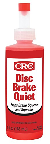CRC 05016 Disc Brake Quiet - 4 Fl Oz.
