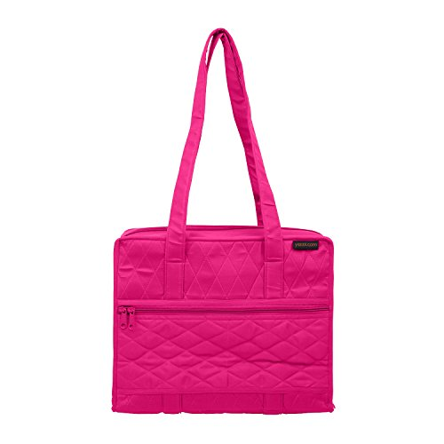Yazzii Hand Quilters Project Bag Fuchsia,