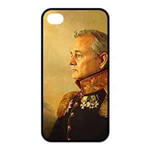 Bill Murray BFM Design TPU Case Protective Cover Skin For Iphone 4 4s iphone4s-81442