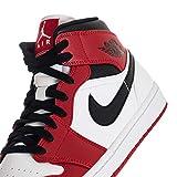 Jordan Men's Shoes Nike Air 1 Mid Chicago