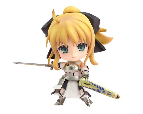 Fate/unlimited codes セイバー・リリィ (PVC&ABS塗装済み可動フィギュア)