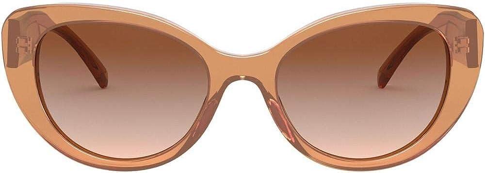 Versace Sonnenbrille (VE4378) Transparent Brown