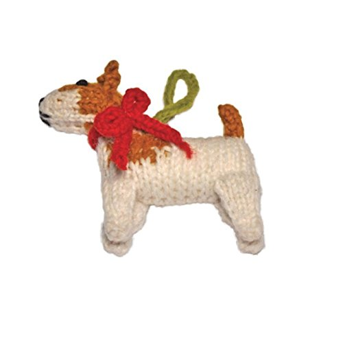 Chilly Dog Jack Russell Terrier Dog Ornament