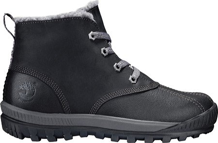Timberland Womens Mt Hayes Waterdichte Chukka Boots Black Tech Tuff Savanne Pu Gecoate Volnerf