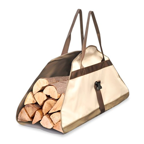 Pyle PVCLG85 Shield Firewood Carrier