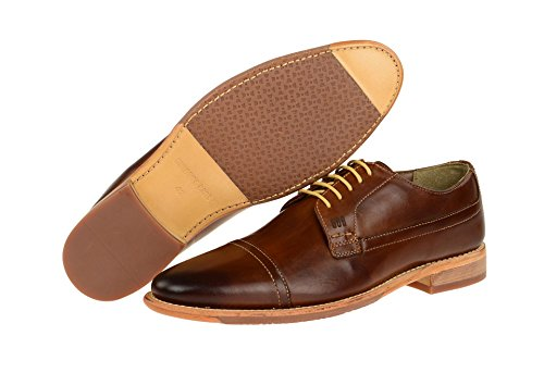 Gordon & BrosS160750 Brown - zapatos con cordones Hombre , color marrón, talla 41