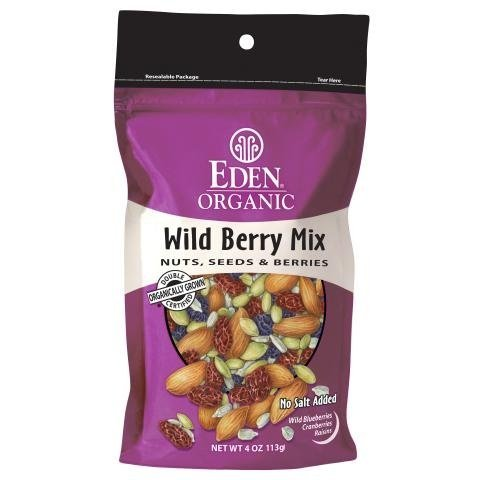 Wild Berry Mix Organic (Pack of 15) - Pack Of 15