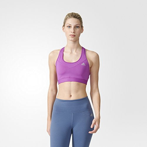 adidas AW16 Womens Techfit Bra - Ice Green - Small ()