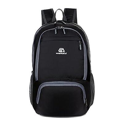 JWBB Prix du plat du jour sac de peau super léger pliable portable sac bandoulière hommes et femmes sac à dos voyage sac étanche outdoor alpinismePrix du plat du jour sac de peau super léger