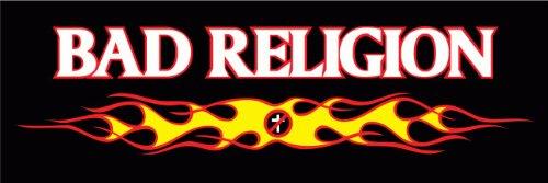 - Bad Religion Music Bumper Sticker 6