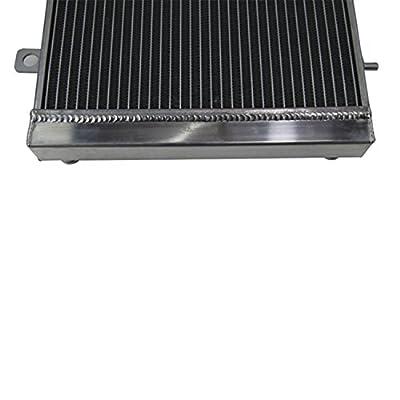 ALLOYWORKS Aluminum Radiator for Polaris Sportsman 500 HO 2009 2010 2011 2012 2013: Automotive