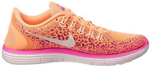 Orange Atmc Running Shoes Women's Orng pnk fr Pnk RN Nike Distance White Bls WMNS Free wqxXU8a0Y