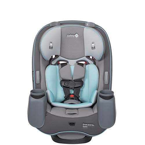 41woWGL3yJL - Safety 1st Grow And Go Sprint 3-in-1 Convertible Car Seat, Seafarer