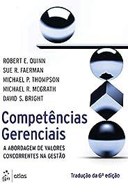 Competências Gerenciais - A Abordagem de Valores Concorrentes na Gestão
