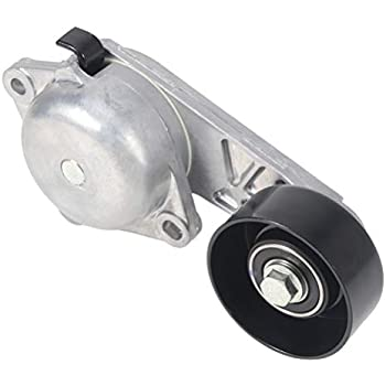 Aintier Automotive Replacement Belt Tensioner Assembly Fits for 1997-2001 Ford E-150 Econoline 1997-2001 Ford E-250 Econoline 2003 Ford E-350 2003 2005 Ford E-350 Club Wagon 1997-2004 Ford F-150