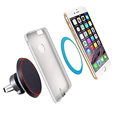 Magnetic QI Wireless Car Ytech - Auto Wireless Charger Compatible with iPhone X 8 8Plus- Car Wireless Charger Compatible with Samsung Galaxy S9-S8-S8+ S8Plus- S7-S7Edge-S6 | Big Outdoor Toys