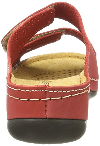 red Tamaris Mules Mujer Rojo 27510 500 Para xFfngB