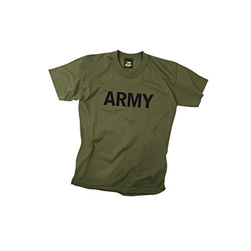 Kids Army T-Shirt-SMALL