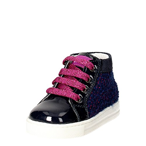 Falcotto 0012010275.01.9101 Zapatillas De Deporte Chica Azul