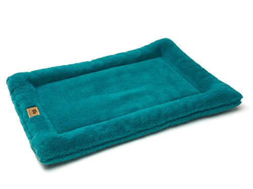 West Paw Design Montana Nap with IntelliLoft Fiber and Fill Durable Lightweight Mat for Dogs and Cats, Made in USA, Jewel, X-Large -