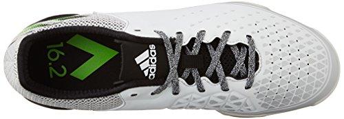 Zapato Adidas Performance As 16,2 Ct fútbol White/Shock Green/Black