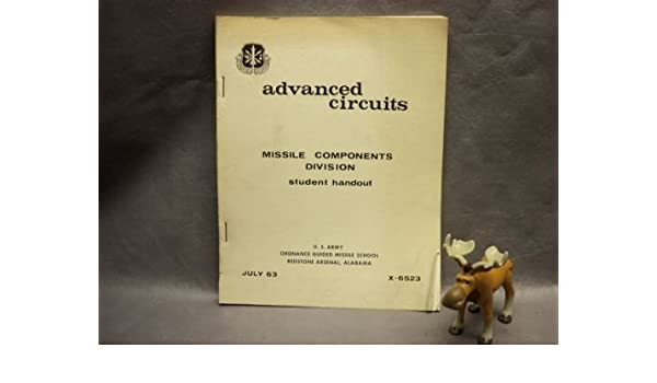 Advanced Circuits X-6523 Missile Components Division Student