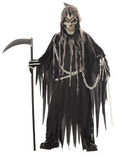 California Costumes Toys Mr. Grim, (The Best Grim Reaper Costume)