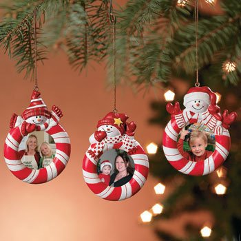 Fun Express Peppermint Christmas Ornaments