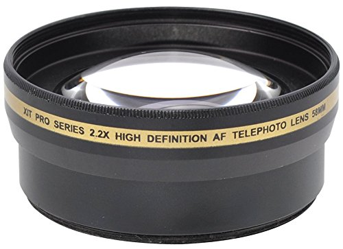 58MM Telephoto Converter Conversion Lens with HD for Canon Digital SLR Cameras
