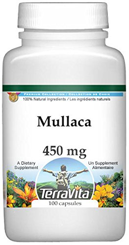 Mullaca - 450 mg (100 Capsules, ZIN: 520852) - 2 Pack by TerraVita