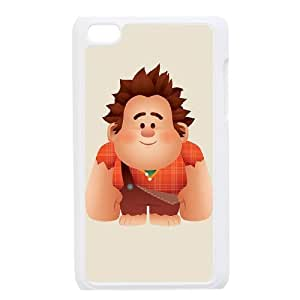 YAYADE Phone Case Of Invincible King For Ipod Touch 4