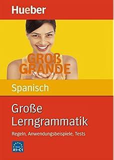 Spanisch. Großer Lernwortschatz. Großer Lernwortschatz