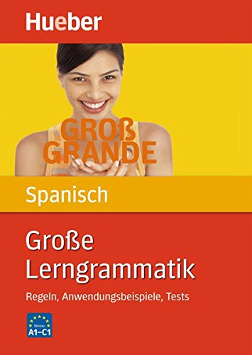 Große Lerngrammatik Spanisch  Regeln Anwendungsbeispiele Tests   Buch