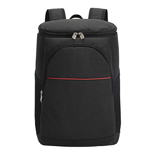 Foraineam Insulated Cooler Backpack Lightweight Leakproof Cooler Bag Lunch Backpack with Cooler for...