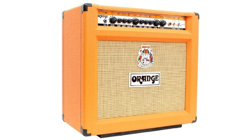 - Orange Amplifiers Rockerverb RK50C MKII 50W 2x12 Tube Guitar Combo Amp Orange