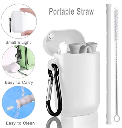 reusable straws bpa free - 5