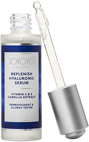 Cream Lifting Decolletage (Hyaluronic Acid Serum for Your Face: Natural Anti-Aging and Wrinkle Reducing Moisturizer Formula | Experience Firm and Hydrated Skin | 100% Vegan and Cruelty Free | Consciously Created by Jovovo Nat)