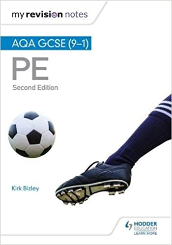Book My Revision Notes: AQA GCSE (9-1) PE 2nd Edition