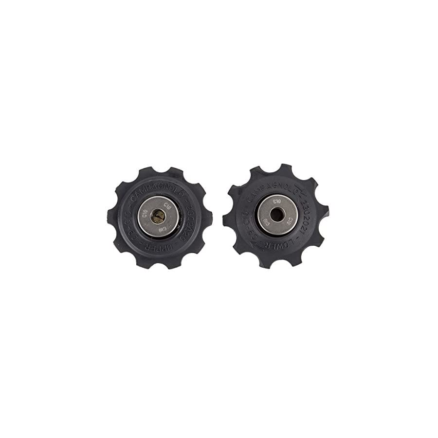 Campagnolo Upper/Lower 10sp pulley set, Record, Chorus