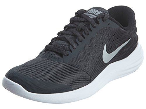 Cheapest for sale excellent NIKE Boy's Lunarstelos (GS) Running Shoe Anthracite/Metallic Silver/Black buy cheap visit extremely for sale clearance 2014 unisex VPYb2YI0