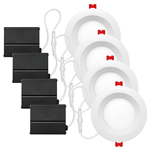 4 Inch Led Recessed Light Kit in US - 8