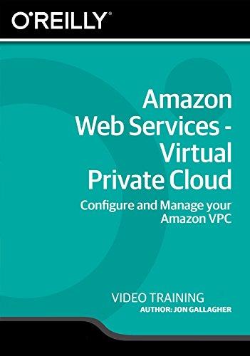 Amazon Web Services - Virtual Private Cloud [Online Code]