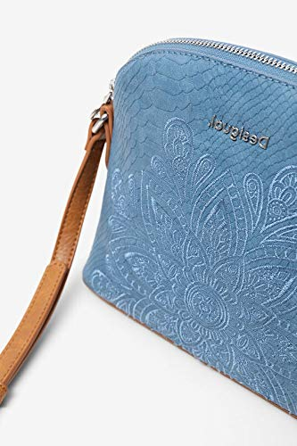 Designad Akela Nyon midjeväska och axelväska för kvinnor storlek: En storlek färg: PLATA