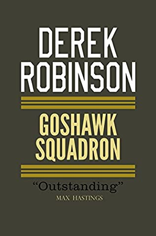 book cover of Goshawk Squadron