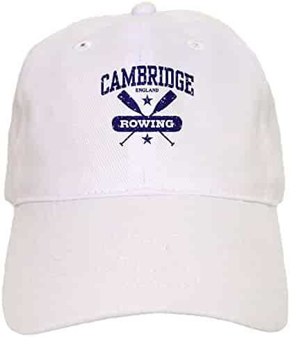 6b94e6c3f2e CafePress - Cambridge England Rowing Cap - Baseball Cap with Adjustable  Closure