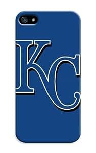 LarryToliver Attractive Customizable Design Baseball Kansas City Royals iphone 5/5s Great Designer Back Case Cover Bumper